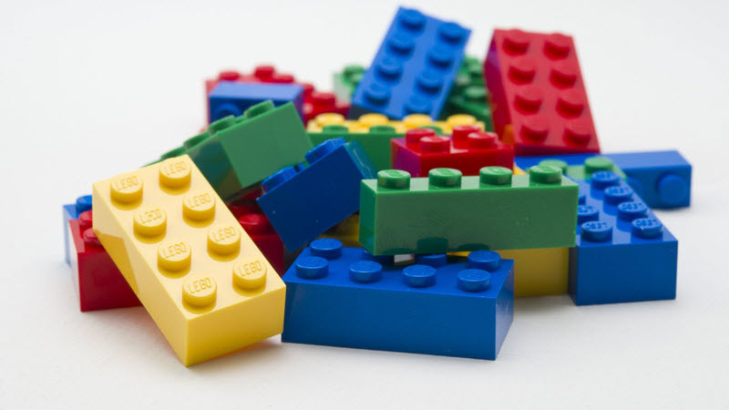 Why Not Legos?