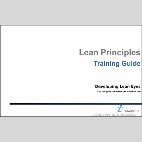 Developing Lean Eyes Participant Handbook