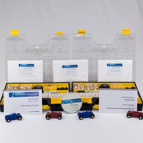 Deluxe Double Car Factory Kit
