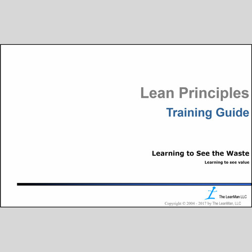 Learning to See the Waste Participant Handbook