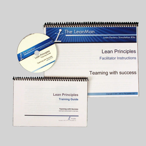 Lean Principles: Teaming with Success Training Package